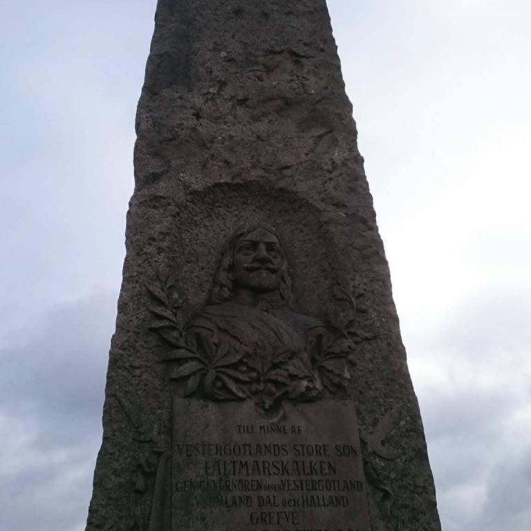 Lennart Torstensson monument